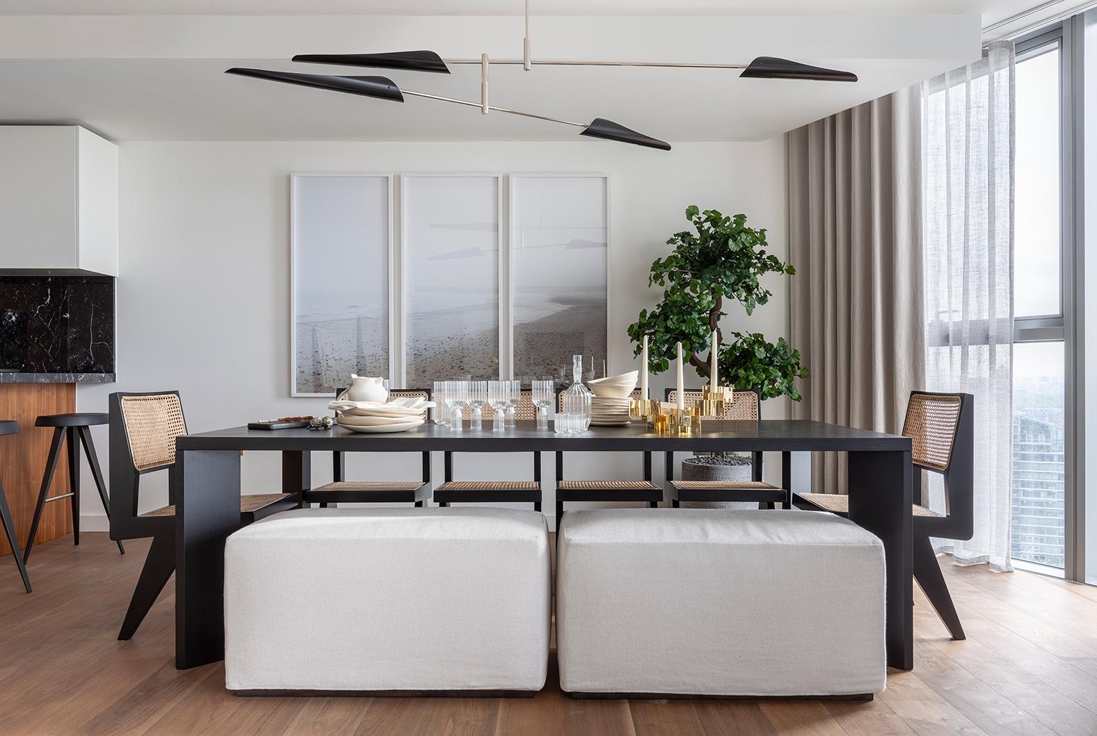Interior Design Show Apartments for property development