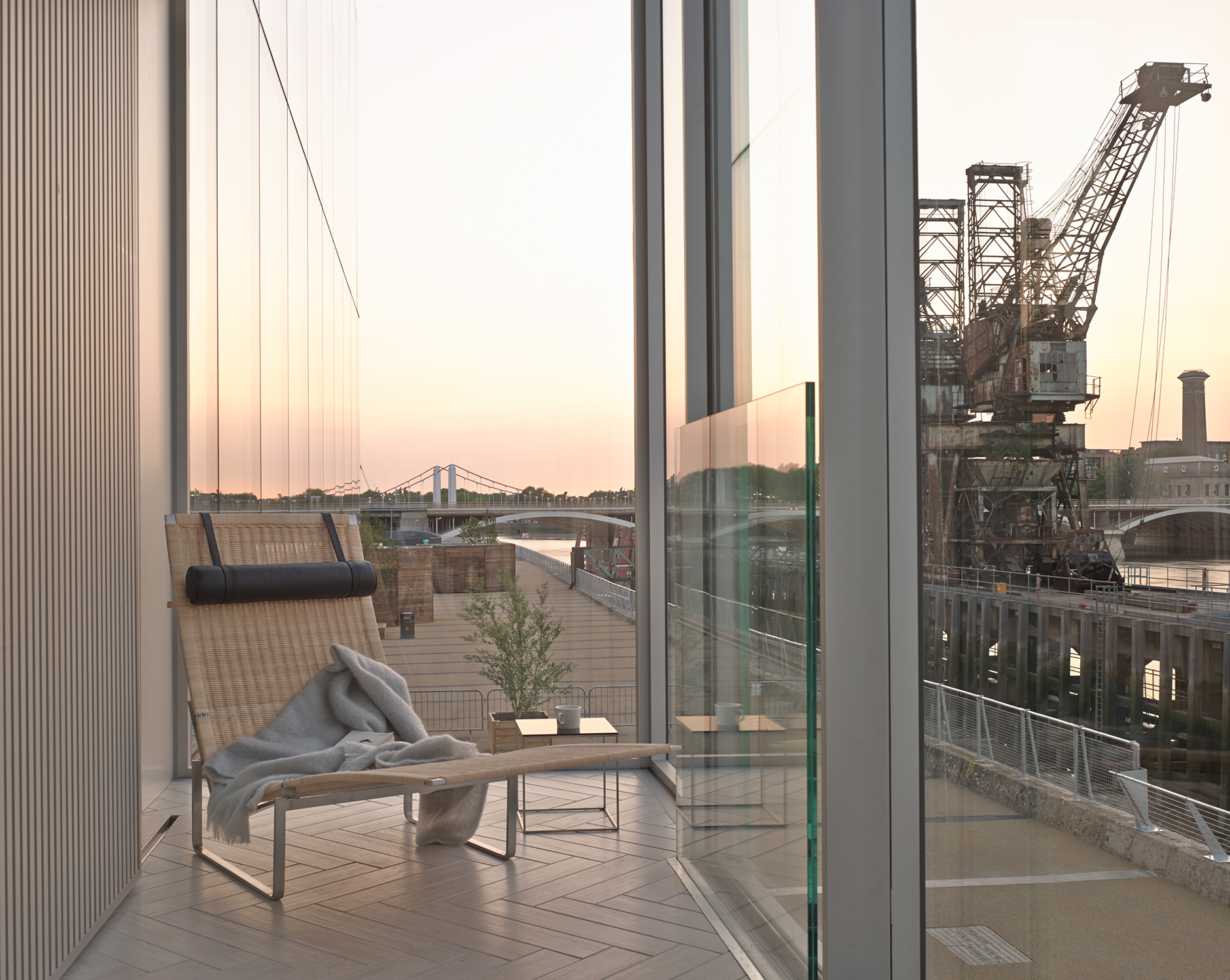 Battersea Power Station Furniture Package Outdoor