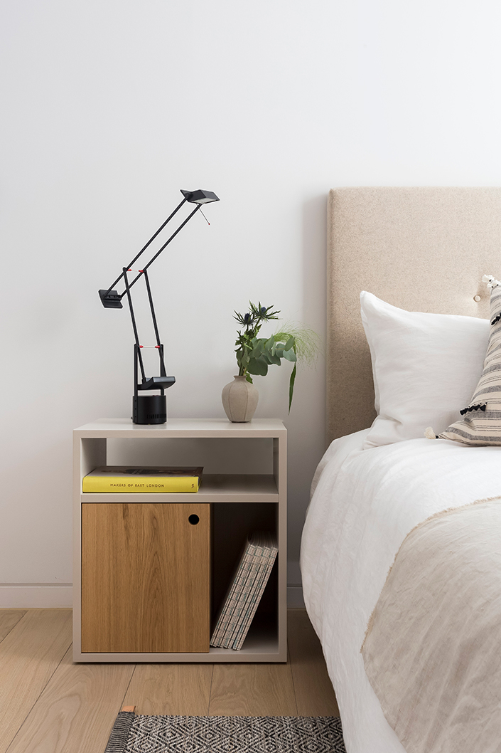 Interior Design Barts Square Askew Building Bedroom