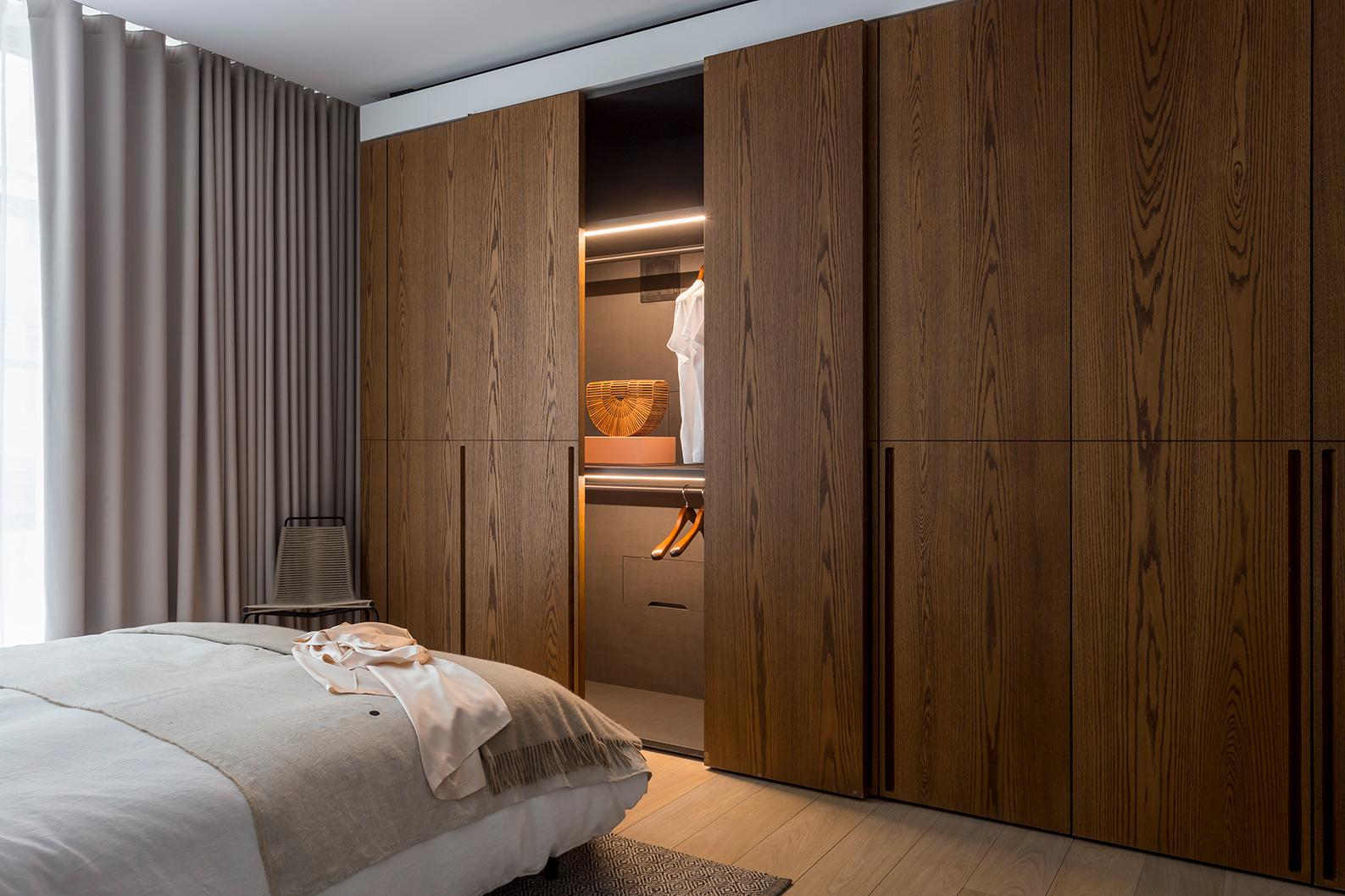 Interior Design Barts Square Askew Building Wardrobe