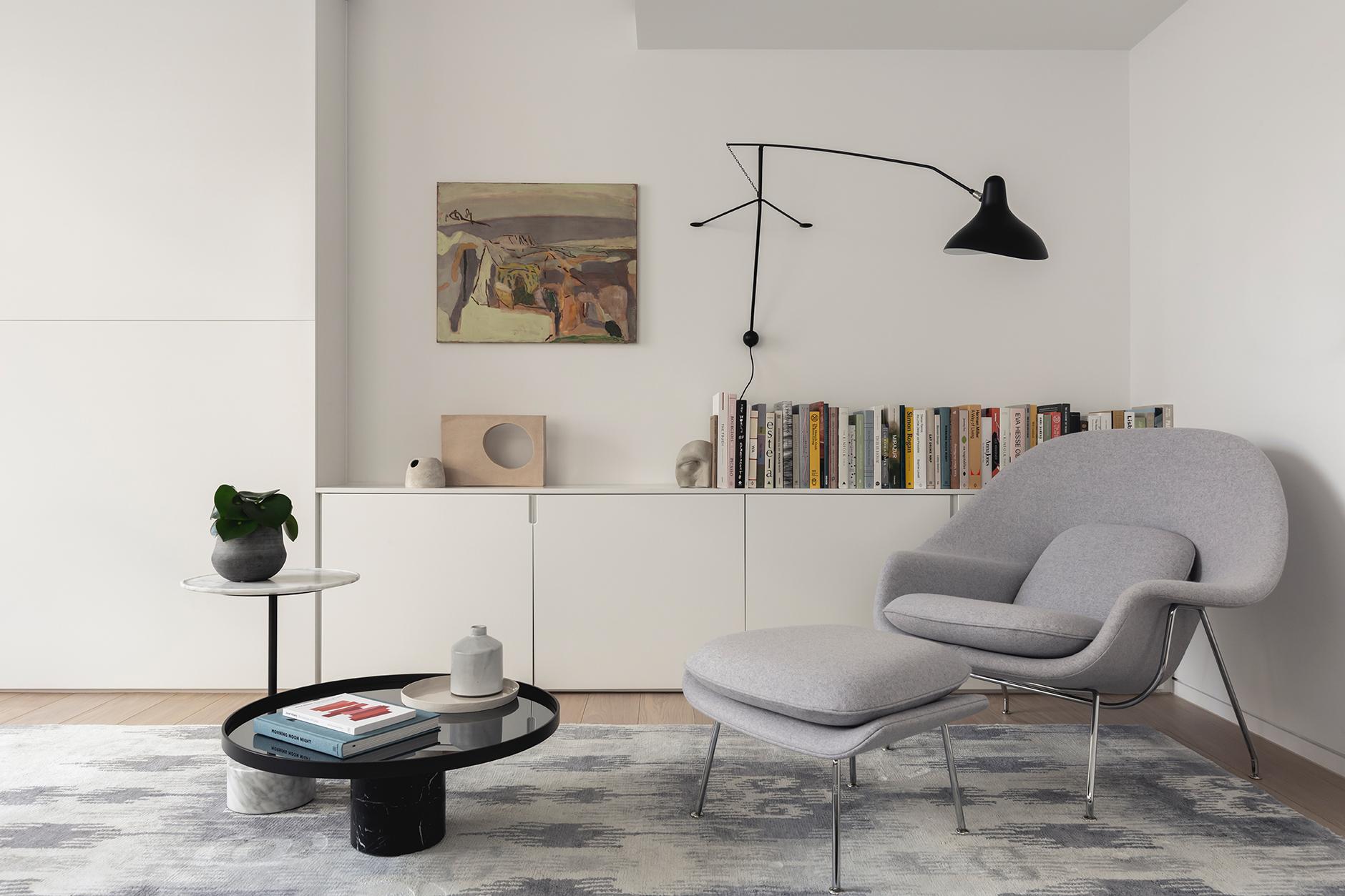 Interior Design Barts Square Hogarth House Living Room